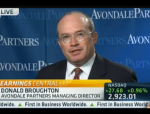 Donald Broughton on CNBC's 'The Squawk Box'