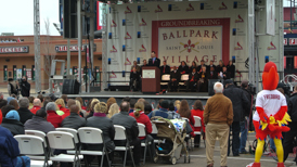 Ballpark Village Ground Breaking Ceremony